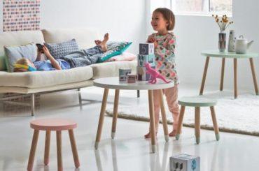 Flexa Play bord perfekt til børn og barnlige sjæle