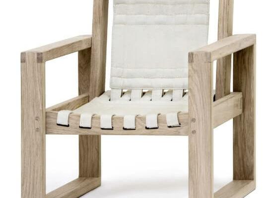 Änglamark stol – Bedste materiale