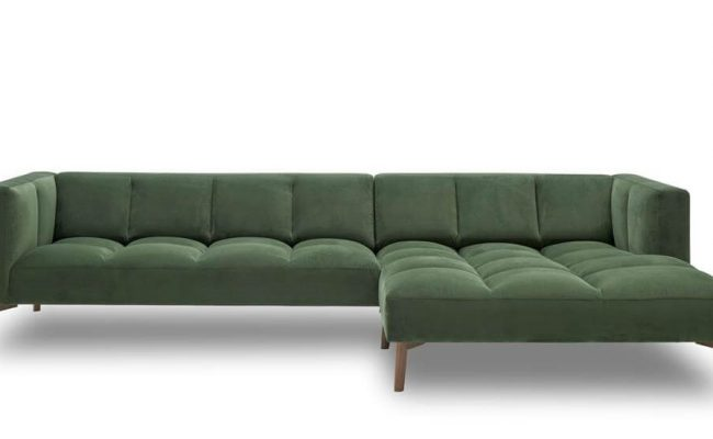 Orto Sofa med chaiselong