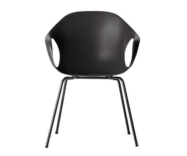 Kristalia Elephant spisebordsstol – den multifunktionelle