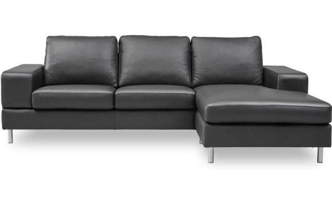 4. Umbria Lux Sofa med chaiselong