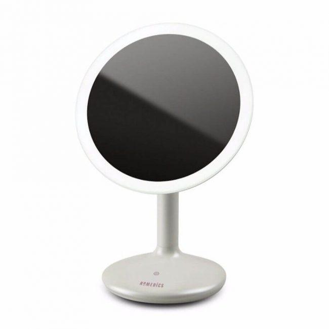 HoMedics make-up spejl MIR-SR820 – spejl med indbygget lys