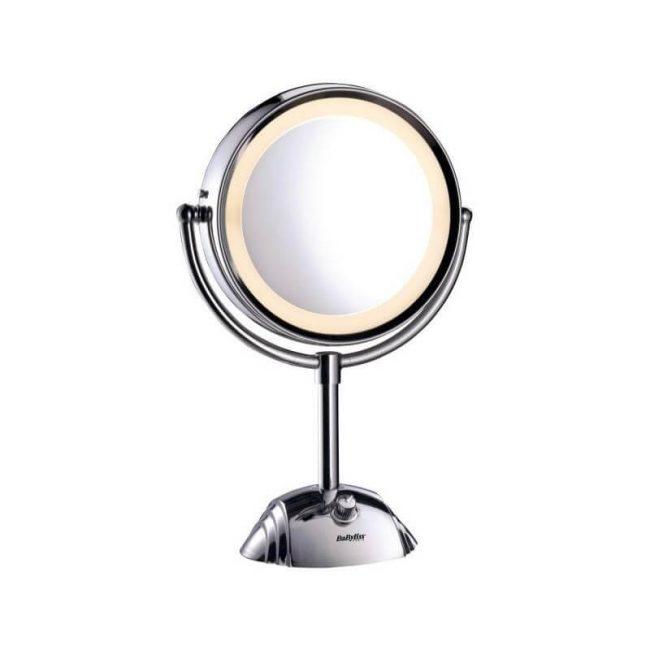 Babyliss make-up spejl med lys – vores favorit