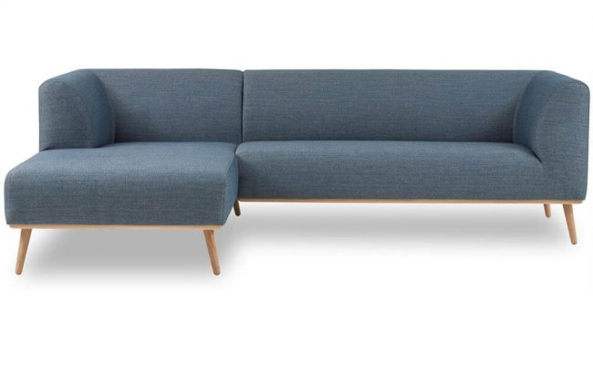 Land Sofa med chaiselong