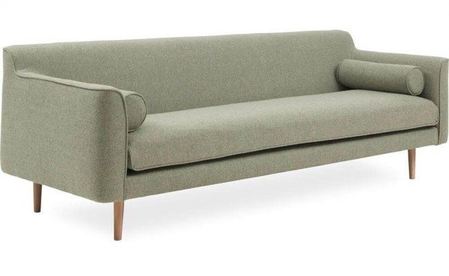 Aros 3 personers sofa – den moderne skandinav