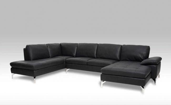 Bolette U-sofa med chaiselong
