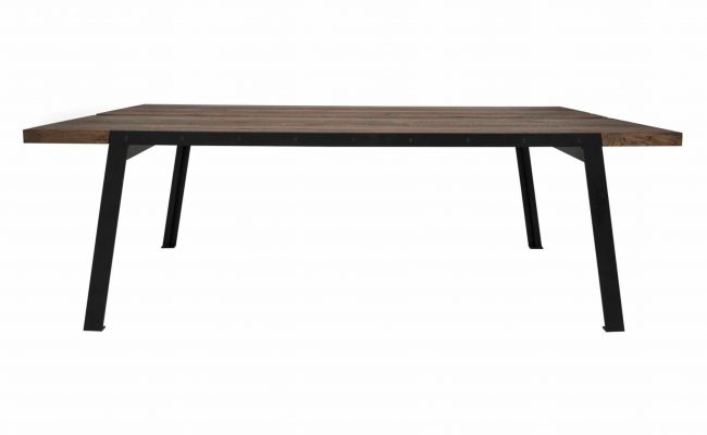 CANNET Aspen plankebord – det mest markante langbord