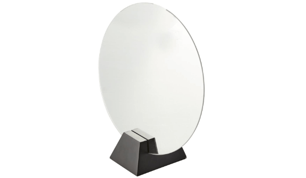 CAPA spejl m. fod Bedste all-around bordspejl