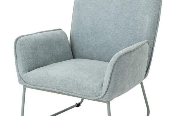 Lounge stol (blå) – Bedste design