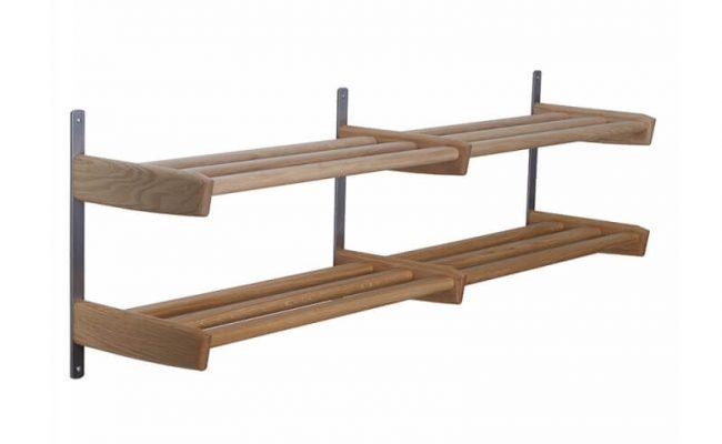 Meja Skohylde – Bedste dobbelt skohylde i stål