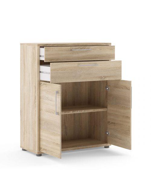 Prima kontormøbel – Bedste kommode i træ til kontoret