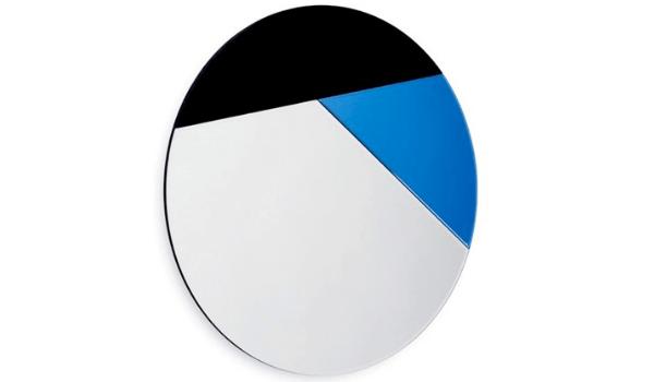 Reflections by Hugau Larsson Mirror Nouveau 80 Bedste designerspejl