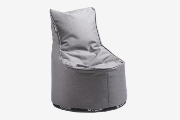 Sækkestol Bedste, runde design