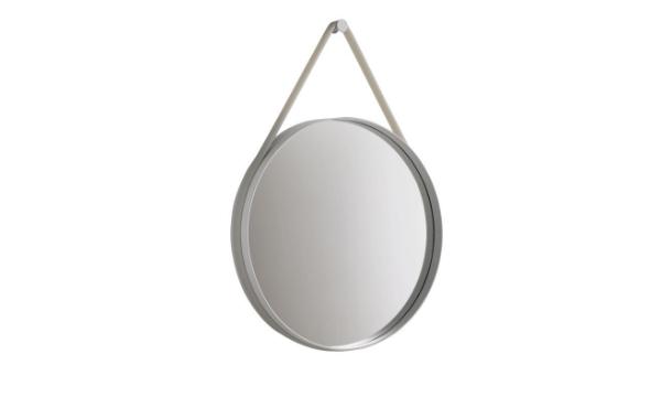 Hay Strap Mirror - til dig, der nyder et spejl, der pynter på væggen
