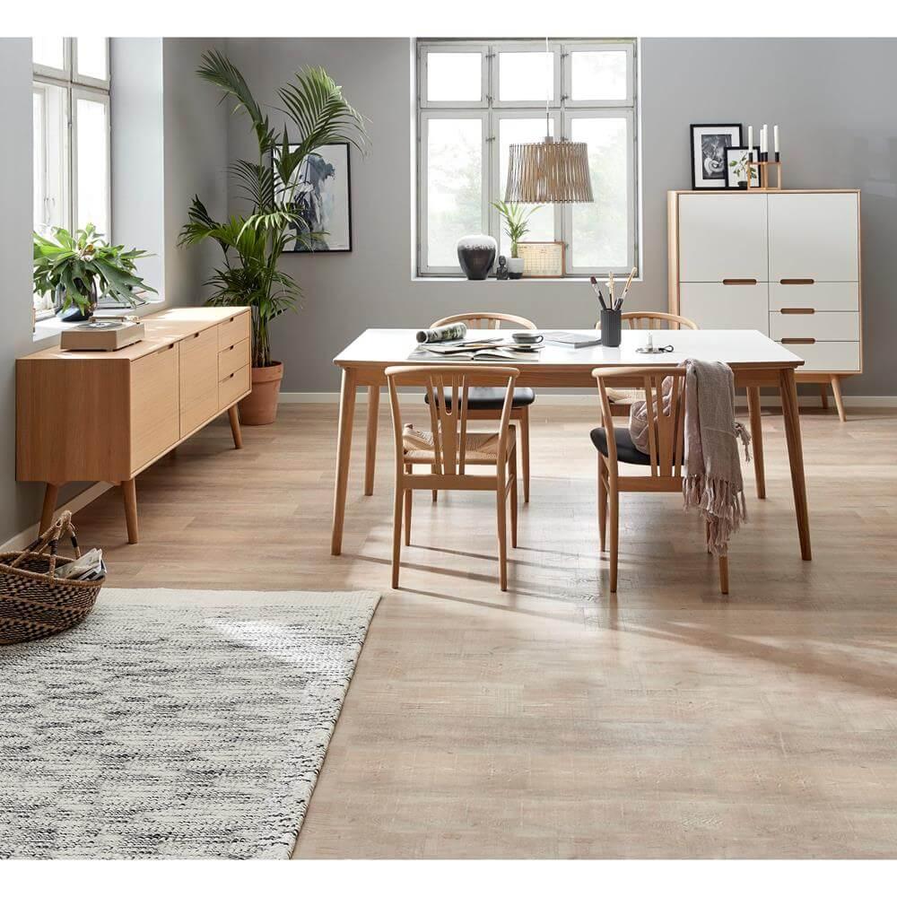 ARTHUR spisebordsstol Bedste komfort
