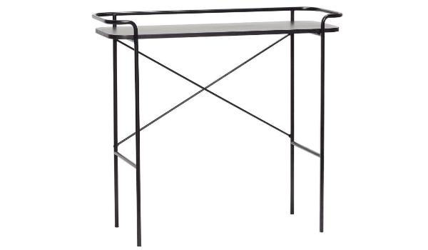 Hübsch Bedste konsolbord i metal
