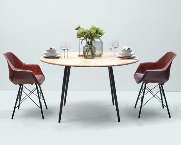 Kilroy Indbo spisebord Tessa kvalitetshåndværk når det er bedst