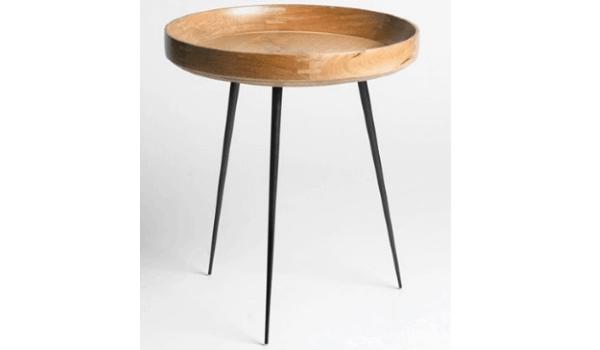 Mater bakkebord håndlavet og miljøvenlig