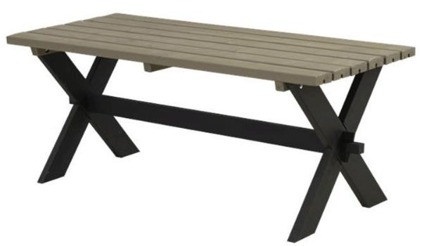 PLUS Nostalgi Rustik plankebord til udendørsbrug
