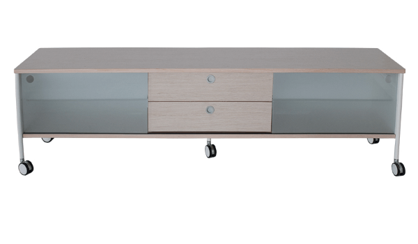 RGE Alessi bred TV-bord moderne og praktisk