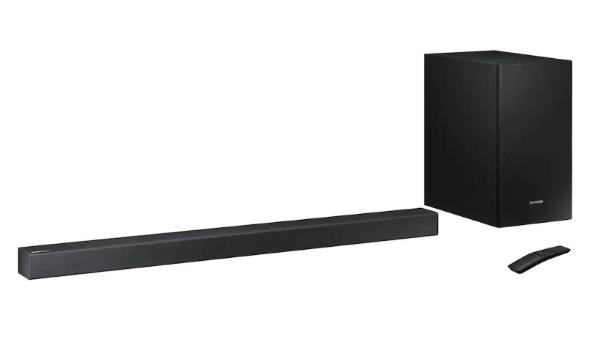 Om Samsung soundbar 2.1 HW-R460/XE