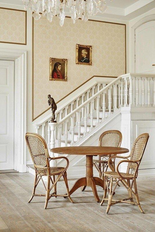 Sika Design Fleur spisebordsstol Bedste designerstol i flet