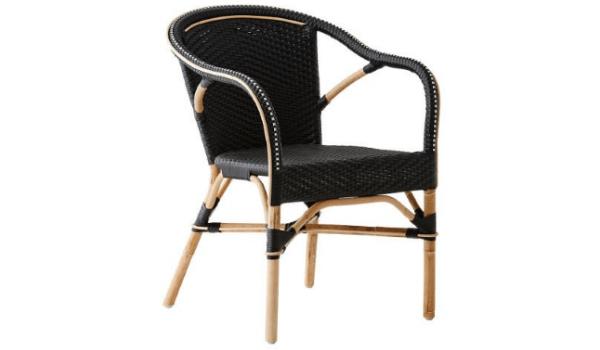 Sika Design Madeleine armchair stol Dansk designklassiker
