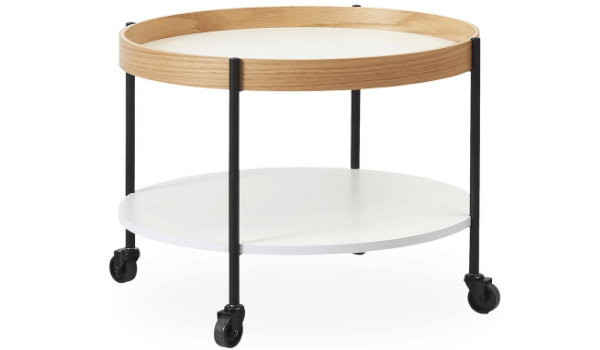 Soho rullebord klassisk og kantet