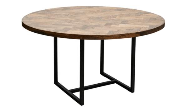 House Doctor Kant spisebord - et rundt spisebord, der samler familien til alle måltider