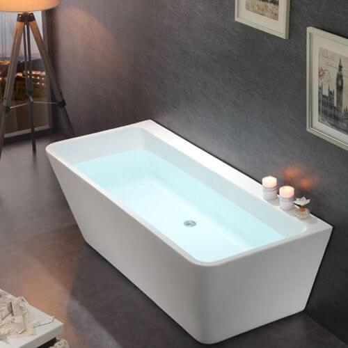 Bathlife Andrum 1500 – godt mellemklasse-badekar af akryl