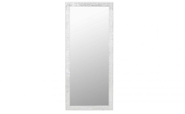 Kare Design Crystals Vægspejl