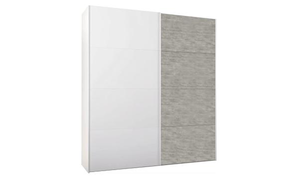 Korp garderobeskab – betondetalje for et råt udtryk