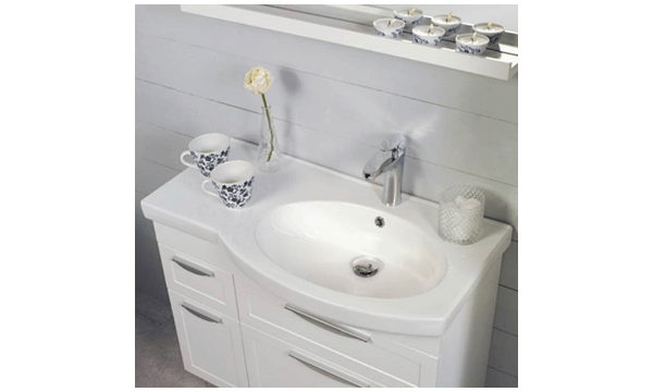 Noro håndvask Ocean 900