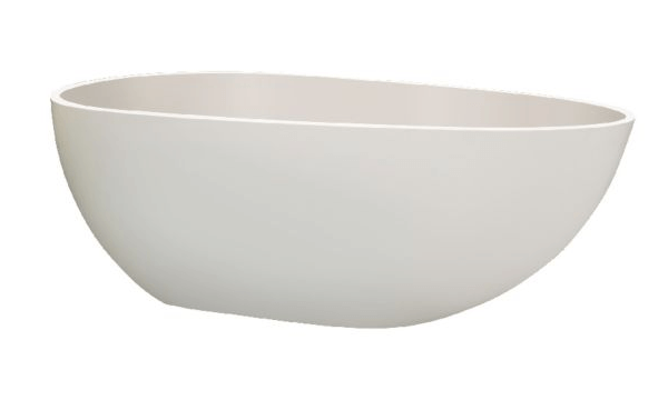 Rimini 145/170/185 – det æggeformede badekar af sten