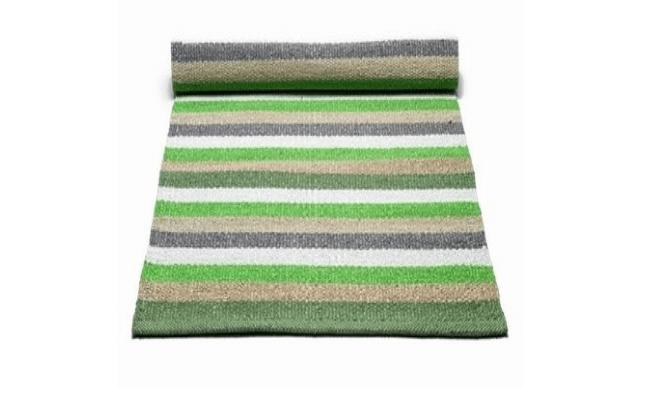 Rug Solid tæppe 60 x 90 cm – vaskbar og nem