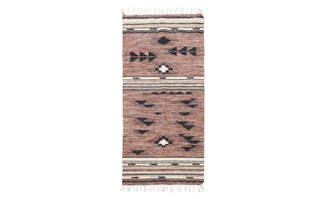 Tribe gulvtæppe fra House Doctor