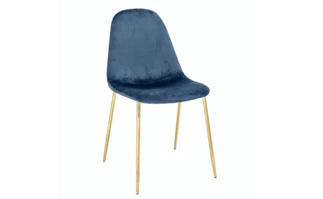 Bloomingville Em stol – Blå