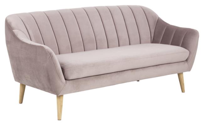 Doria 3-personers sofa