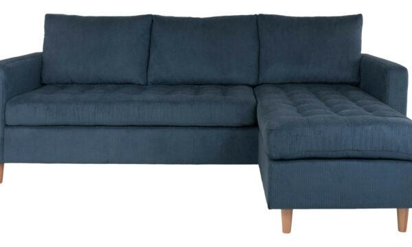 Firenze sofa med flytbar chaiselong