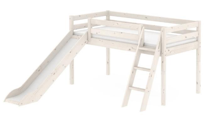 Flexa Classic Børne Byggesystem – Flexa halvhøjseng