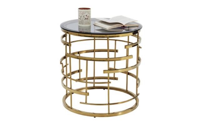 KARE DESIGN Jupiter hjørnebord – en kreativ tilføjelse til stuen
