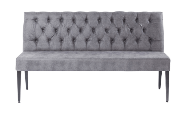KARE DESIGN Vintage Grey bænk