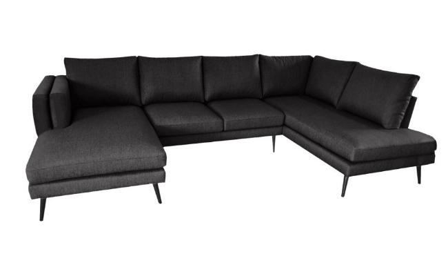 Møbelkompagniet Sydney U sofa openend