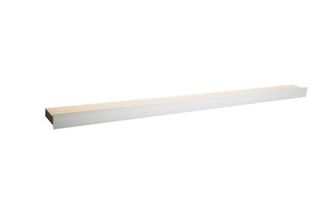Milano GH-98 Gallerihylde 98 x 4 x 7 cm