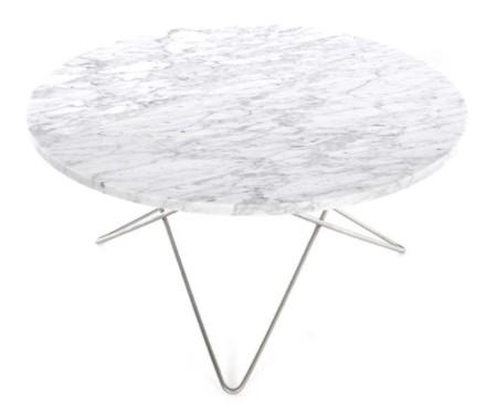 O Table fra OX Denmarq – et lille sofabord i høj kvalitet, fyldt med charme og historie