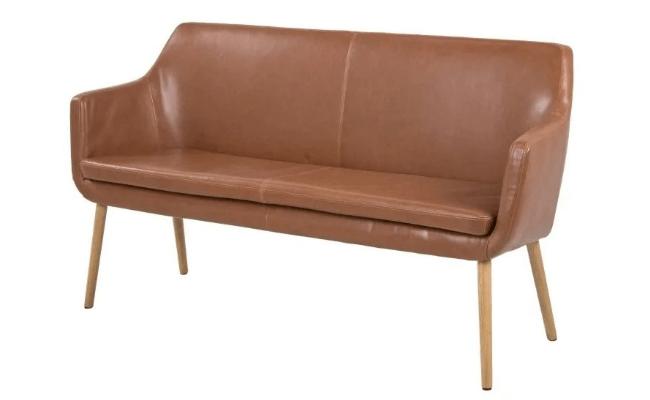XL Møbler Nora sofabænk, læder