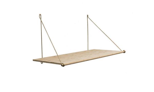 We Do Wood skrivebord – flot væghængt skrivebord til det moderne hjem