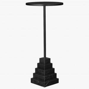 Solum barbord – sort og minimalistisk
