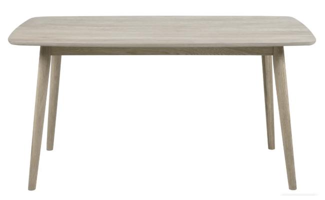 Alba spisebord med udtræk
