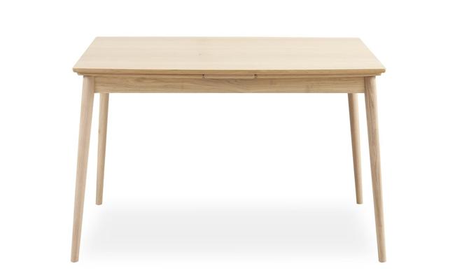 Spisebord med hollandsk udtræk